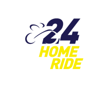 Logo 24 Home Ride